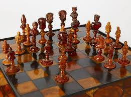 old chess sets on ebay. Brilliant Chess This Chess Set Featuring Busts Of Catherine The Great And Her Political  Counterparts Was Inside Old Chess Sets On Ebay H