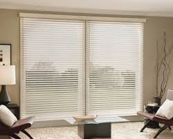 wooden blinds for patio doors. Interesting Patio Faux Wood Blinds Sliding Glass Door Interior Design Ideas Comparing  Throughout Wooden Blinds For Patio Doors D