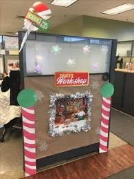 christmas decorating for the office. Beautiful The Office Cubicle Christmas Decorating Ideas Fresh Polar Express  Cubicles At Work For Of To For The