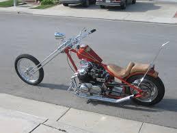 antique honda chopper denvers bloodydecks