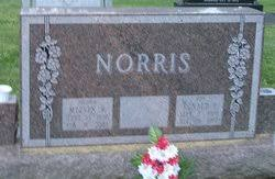 Melvin Ray Norris, Sr (1930-2003) - Find A Grave Memorial