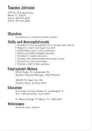 Sample Resume High School Student Resume Letter Directory