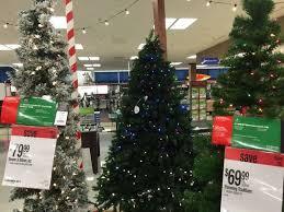 Du0026B 75u0027 Alberta Spruce PreLit Christmas Tree  SearsSear Christmas Trees