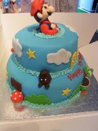 Super Mario Bros In North London Kids Birthday Cakes Cake Dreams