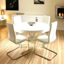 modern white round dining table small round white dining table medium size of modern white round