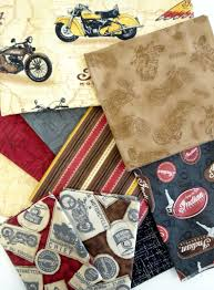 Classic Indian Motorcycle Quilt Kit &  Adamdwight.com