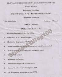 it mobile communication mc nov dec question paper it2402 mobile communication nov dec 2014 question paper