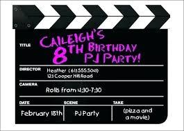 Movie Night Invitation Templates Invitation To A Movie Movie Ticket Wedding Invitation Template Free