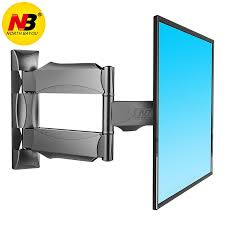 nb p4 32 55 flat panel led lcd tv wall mount full motion 3 swing arms monitor holder frame av hire av ion from jinlv 128 69 dhgate com
