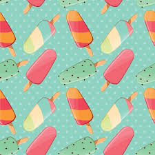 Summer Pattern Extraordinary Summer Pattern Design Vector Free Download