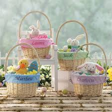 personalized baskets ideas gifts ideas name