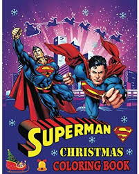 Search through 51976 colorings, dot to dots, tutorials and silhouettes. Deals For Superman Christmas Coloring Book Great Coloring Book With High Quality Images Big Christmas Gift For Kids And Fans