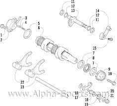 alpha sports parts diagrams oem arctic cat atv parts catalog click image to zoom
