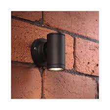 el esterno 07 low voltage outdoor led single wall light
