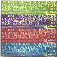theme from a summer place madison time and other hits of 1960