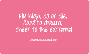 Cheerleading Quotes Awesome Cheer Quotes Motivational Cheerleading Quotes