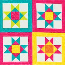 GO! Vibrant Ohio Star Quilt Pattern |AccuQuilt| & Vibrant Ohio Star Quilt Pattern (PQ10310) ... Adamdwight.com
