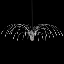 staccato chandelier by tech lighting