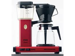 Best coffee makers: The Moccamaster is a great, high-end automatic drip  coffee