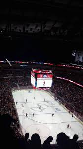 Verizon Center Seating Chart Capitals Capital One Arena Section 424 Row P Seat 10 Washington