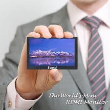 Online Shop <b>Eyoyo 5 inch</b> Mini HDMI DSLR Monitor 800x480 Car ...