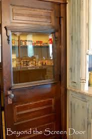 Antique Pantry Door