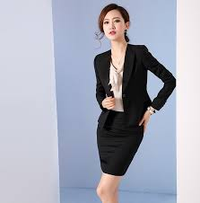 high quality office work. european fashion formal suits high quality office work suit lady design casual for ladies alibaba