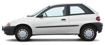 2001 suzuki swift ga 3 door hatchback automatic transmission