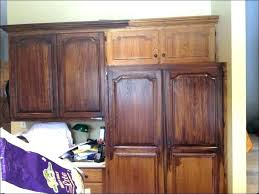staining oak cabinets darker stain cabinets darker gel stain oak cabinets kitchen room amazing gel stain