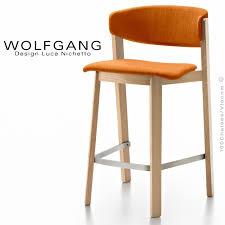 Tabouret Design Wolfgang Pour Cuisine Et îlot Central Assise Et