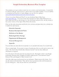 business plan template word 2013 5 simple business plan template word outline templates sample