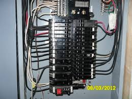 generator wiring question doityourself com community forums how to wire a breaker box video at Electrical Panel Box Wiring