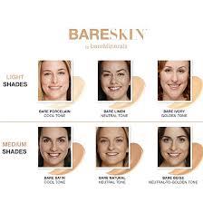 Bareminerals Bareskin Pure Brightening Serum Foundation Spf 20 30ml Brush Qvc Uk