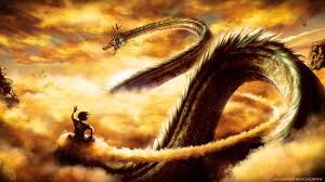 Dragon Ball Dragon Ball Z Shenron Son Goku Wallpapers