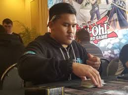 Yu-Gi-Oh! TCG Event Coverage » Round 3 Feature Match: Sebastian Chen vs. Mark  Campos
