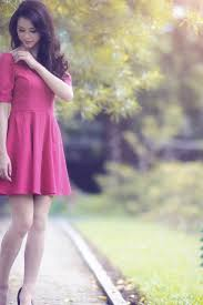 girl wallpaper. Plain Wallpaper Beautiful Girl In Pink Dress Throughout Girl Wallpaper W