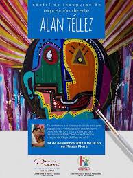 "Gastón Charó Art on Twitter: ""Exposición Pictórica de Alan Téllez. **Evento  benéfico. https://t.co/Wq24U2NRHJ @PORESTOQROO @QuintaMagazine @PlayacarMgz  @MaisonPierreMx @HolaPlaya_ @socialesplaya @CulturaRiviera…  https://t.co/DxkVOXCCko"""
