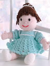 Doll Patterns Inspiration Crochet Doll Patterns Toy Designs