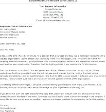healthcare cover letter example medical assistant cover letter example examples of medical assistant