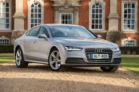 audi a7 blacked out. audi a7 review stylish fastback provides a6 alternative blacked out