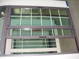 grill design aluminum sliding door
