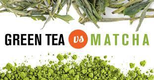 Matcha Tea Powder Vs Green Tea Whats The Difference