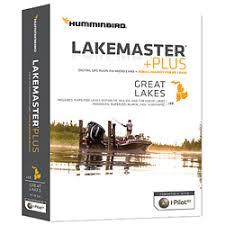 Lakemaster Charts Canada Lakemaster Plus Great Lakes V2 0 Digital Maps By Humminbird