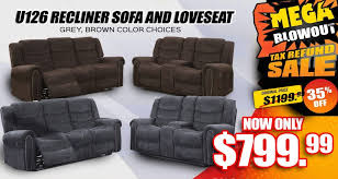 mega out tax super super liquidation is happening at jmd furniture get this recliner sofa and loveseat set for only 799 99 now