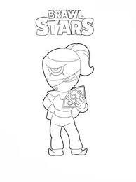 In het spel zijn in totaal 35 knokkers beschikbaar die het duel aangaan in verschillende spelmodi. Kids N Fun 26 Kleurplaten Van Brawl Stars