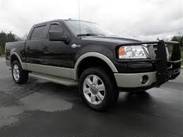 Sold.2007 FORD F-150 SUPERCREW KING RANCH 4X4 119k BLACK/GOLD CALL  855.507.8520 A