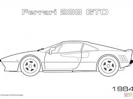 Fresh Supercar Coloring Pages Ferrari Coloring Pages Free Printable