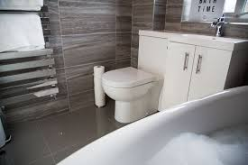 brand new bathroom from wickes