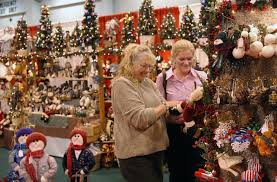 Country Christmas Gift Show Nov 2017 Colorado Country Christmas Country Christmas Craft Show Denver