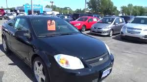 2006 Chevrolet Cobalt SS Coupe Review - YouTube